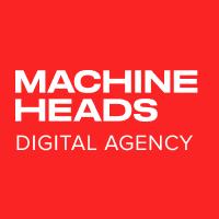 Логотип компании «Machineheads»