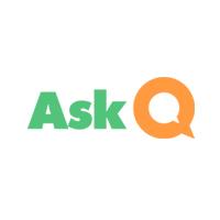 Логотип компании «Ask Q»