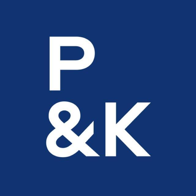 Логотип компании «Perushev&Khmelev»