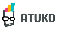 Логотип компании «Atuko»
