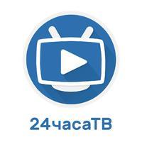 Логотип компании «24часаТВ»