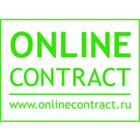 Логотип компании «ONLINECONTRACT»