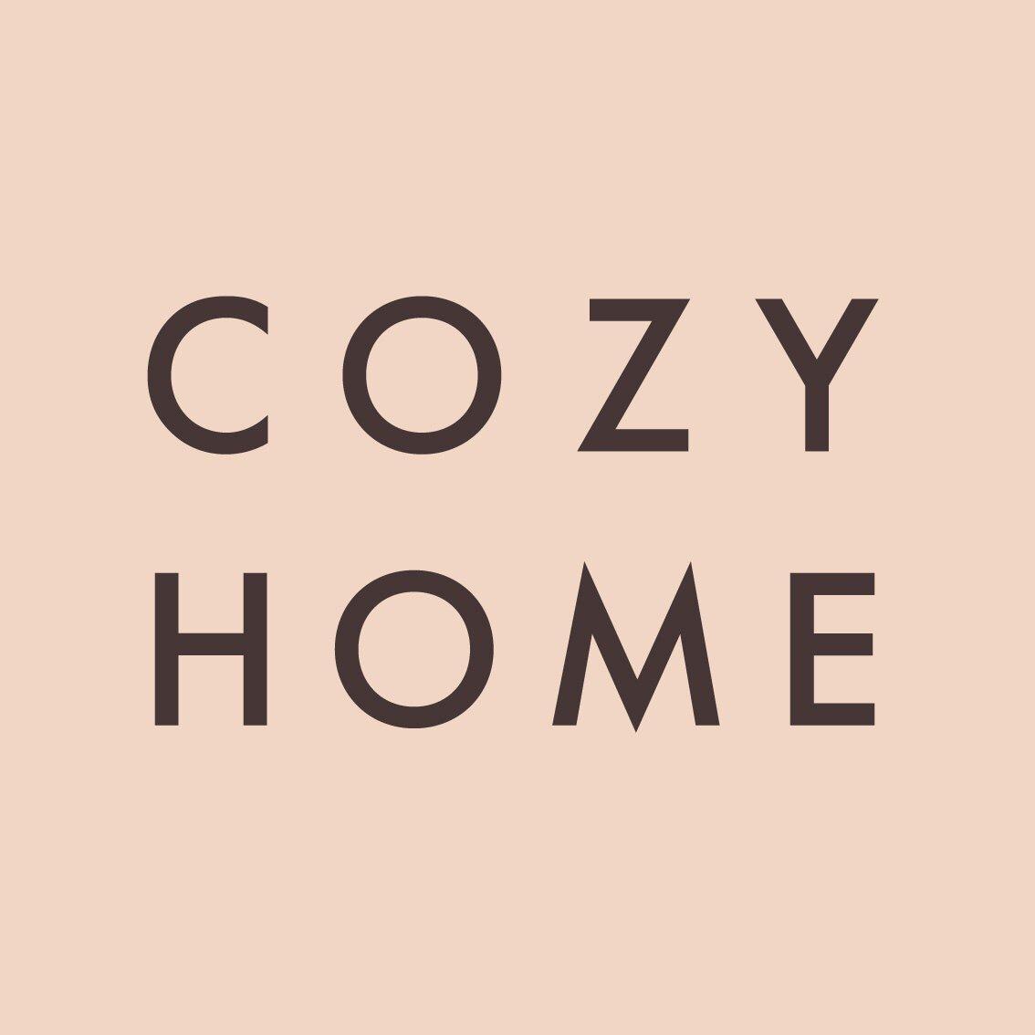 Логотип компании «COZY HOME»