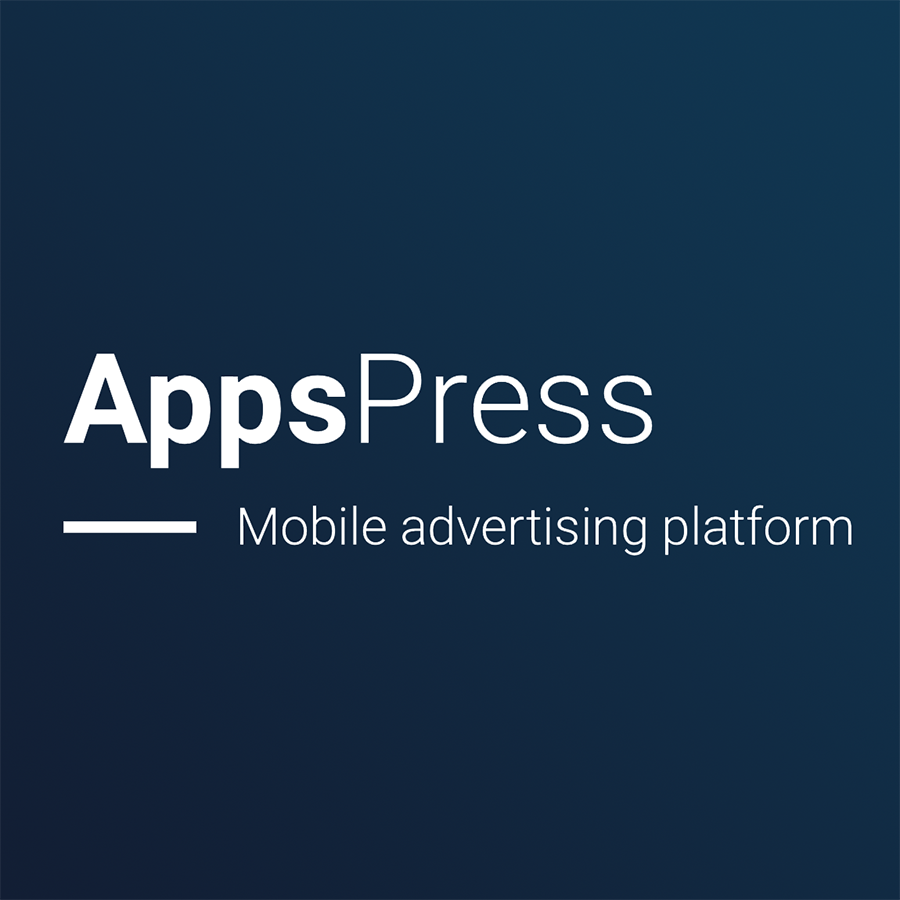 Логотип компании «AppsPress»