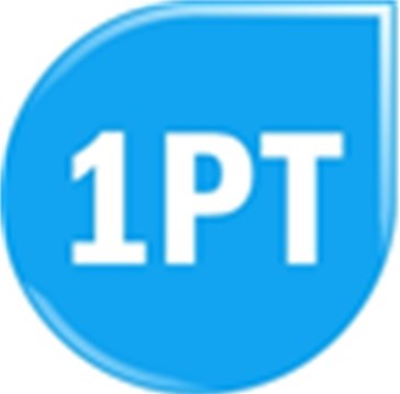 Логотип компании «OnePoint»