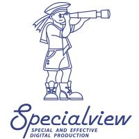 Логотип компании «Special View»