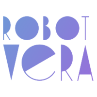 Логотип компании «Робот Вера»