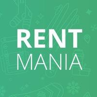 Логотип компании «RENTMANIA»