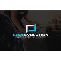 Логотип компании «CodeEvolution»