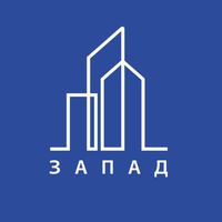 Логотип компании «Запад»