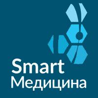 Логотип компании «Smart Медицина»