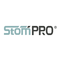 Логотип компании «StomPRO»