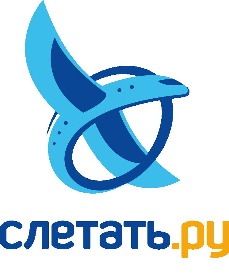 Логотип компании «Слетать.ру»