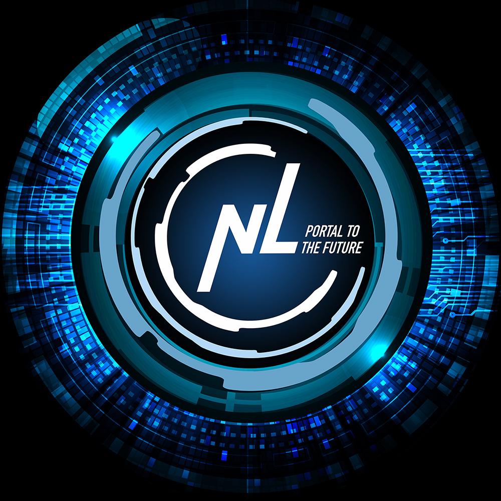 Логотип компании «НЛ Континент»