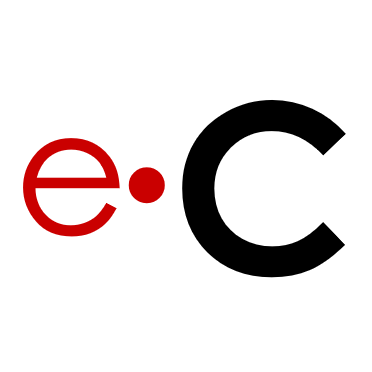 Логотип компании «е-Кредит»