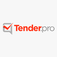 Логотип компании «Tender.Pro»