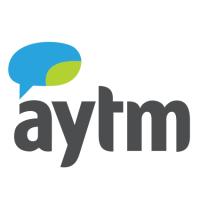 Логотип компании «AYTM»