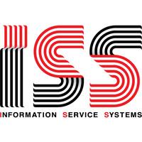 Логотип компании «ISS Art»