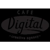 Логотип компании «Cafe Digital»