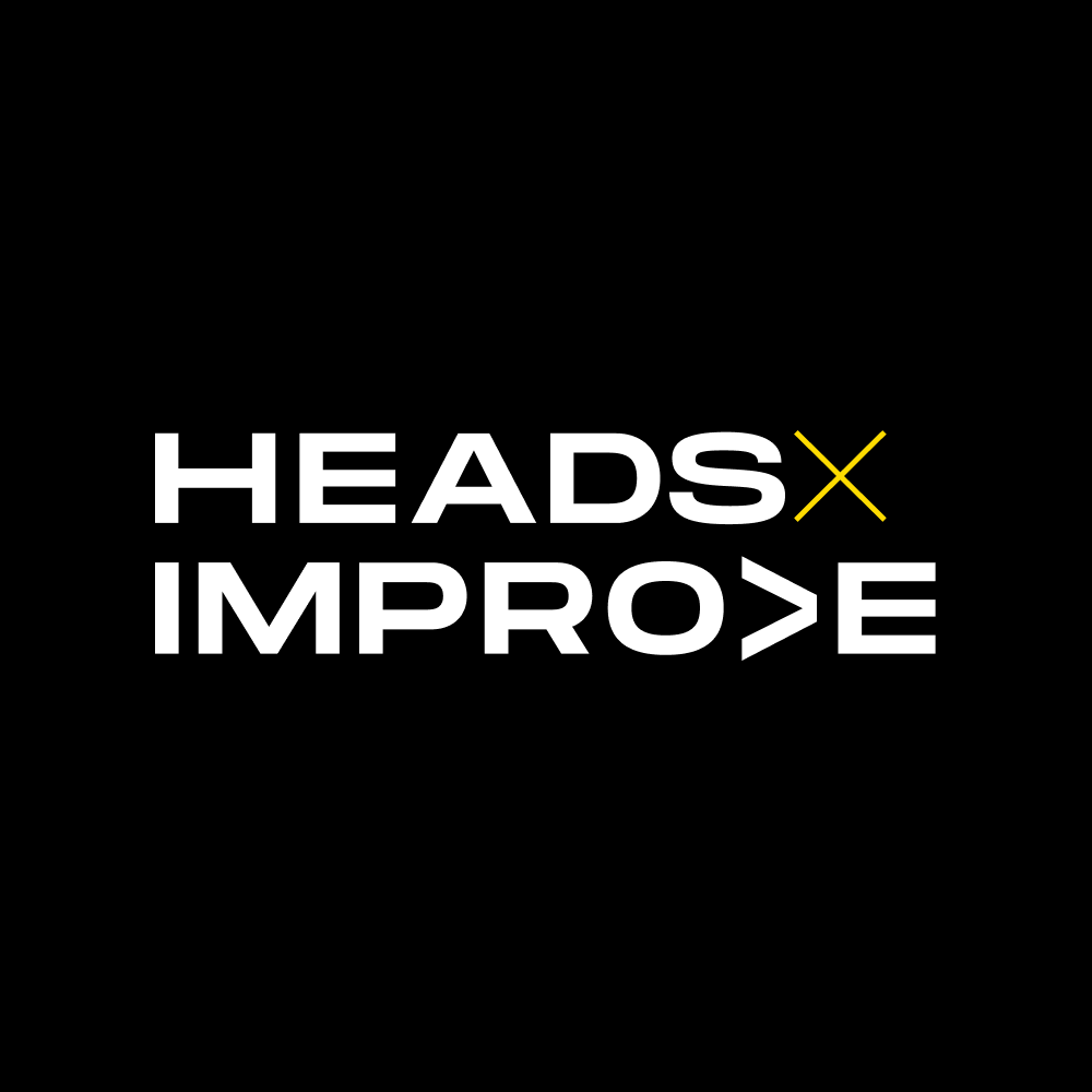 Логотип компании «Heads&Improve»