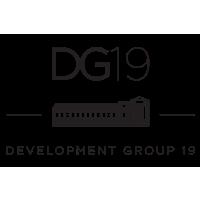Логотип компании «DG 19»