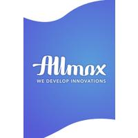 Логотип компании «Allmax Team»