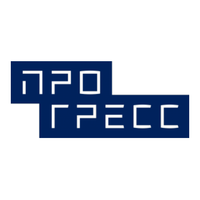 Логотип компании «ПРОГРЕСС»