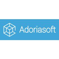 Логотип компании «Adoriasoft»