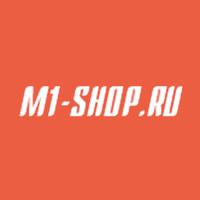 Логотип компании «Группа проектов М1-shop»