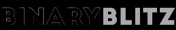 Логотип компании «Binary Blitz»