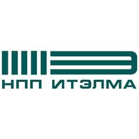 Логотип компании «НПП «ИТЭЛМА»»