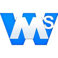 Логотип компании «Web. Master. Studio.»