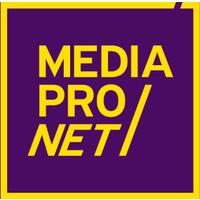 Логотип компании «MediaProNet»