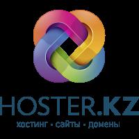 Логотип компании «Hoster.KZ»