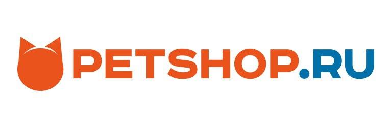 Логотип компании «Petshop.ru»