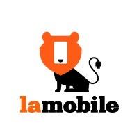 Логотип компании «LaMobile»