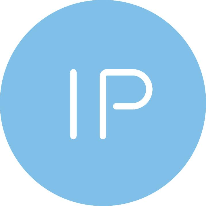 Логотип компании «InPlat»