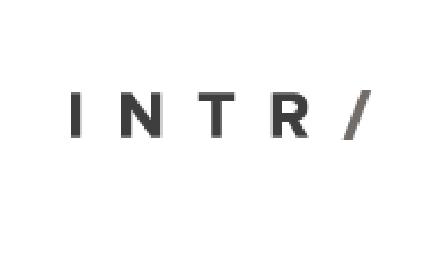 Логотип компании «INTROVERT»