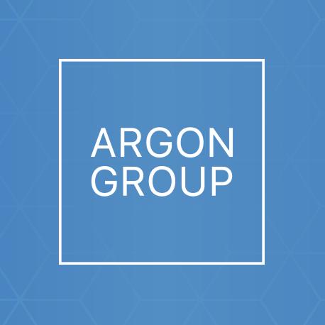 Логотип компании «Argon Group»