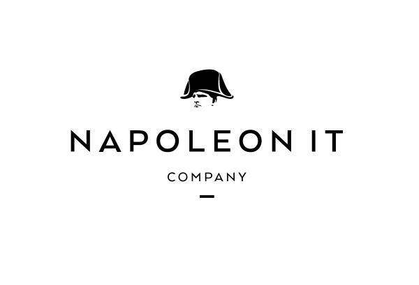 Логотип компании «Napoleon it»