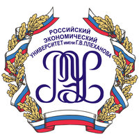 Логотип компании «РЭУ им. Г. В. Плеханова»