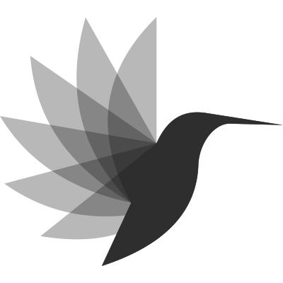 Логотип компании «Колибри»