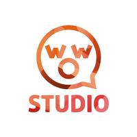 Логотип компании «WOW Studio»