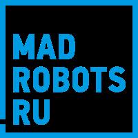 Логотип компании «Madrobots.ru»