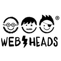 Логотип компании «WebHeads - Creative Web Agency»