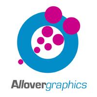 Логотип компании «Allover Graphics»