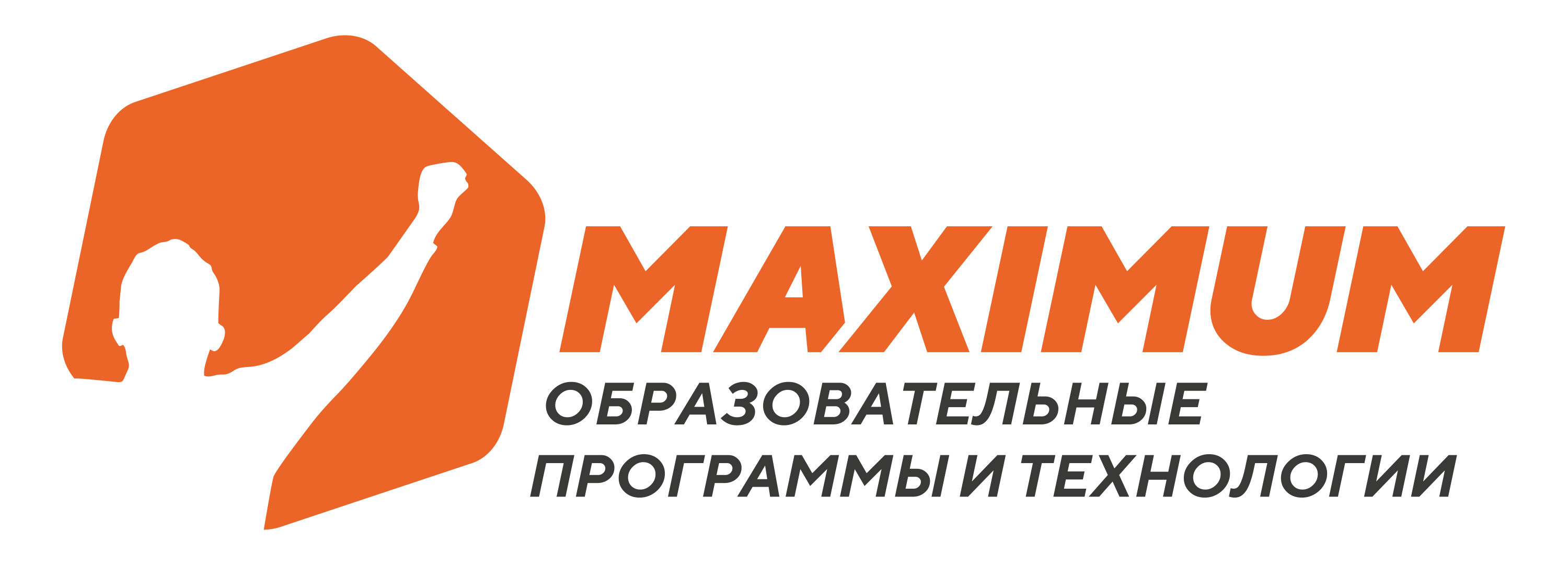 Логотип компании «MAXIMUM EDUCATION»