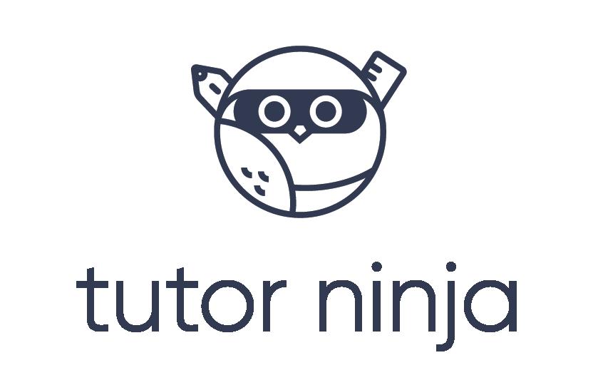 Логотип компании «Tutor Ninja»