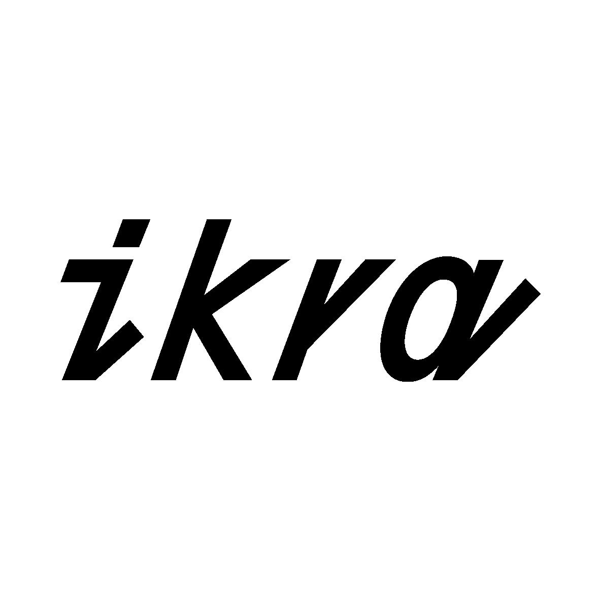 Логотип компании «Школа инноваций и креативного мышления ИКРА»