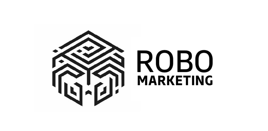 Логотип компании «RoboMarketing»